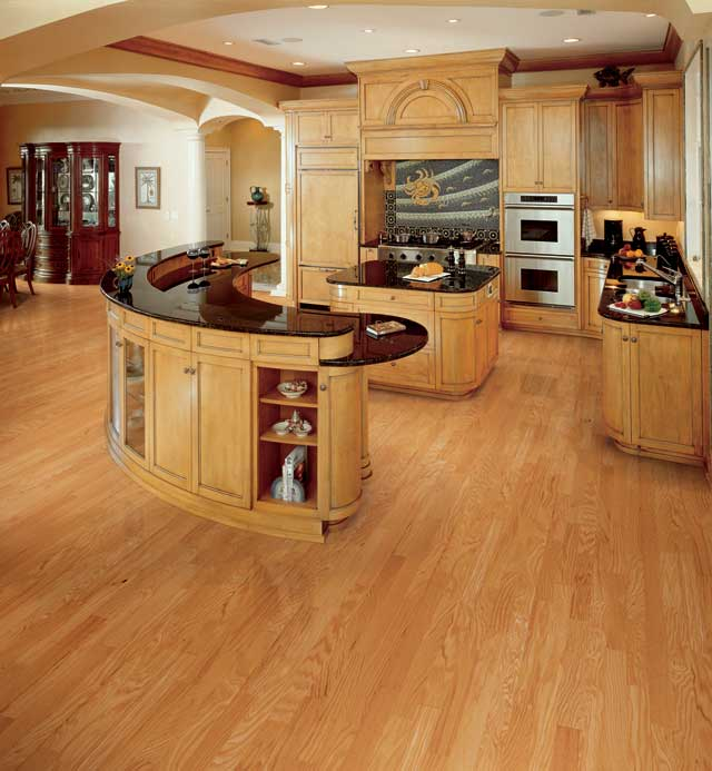 6, American Hardwood Collection Butterscotch Oak Butterscotch ... - American Hardwood Flooring Buy American Save Jobs